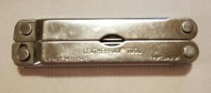 Vintage Marlboro Country Leatherman Tool US REG TM 1325473 Portland OR