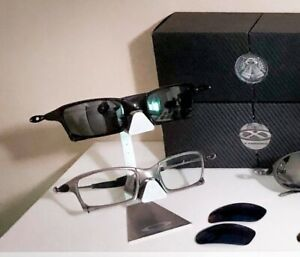 Oakley X Squared Lot of 2 - Plasma and Polished Black