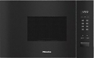 Miele M 2230 SC Built-in microwave oven with sensor controls on the side