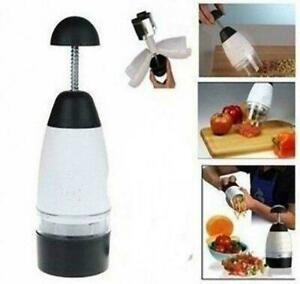 Slap Chop Slicer with Stainless Steel Blades Vegetable Chopper Kitchen Accessory