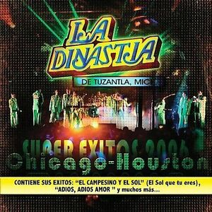 Dinastia De Tuzantla Super Exitos 2006 Chicago Houston Audio CD
