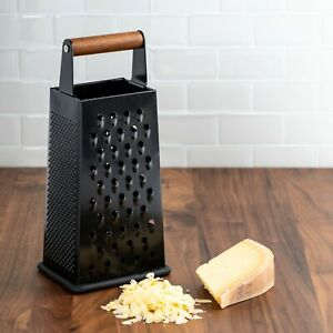 NEW Thyme & Table Multi-Purpose Stainless Steel Non-Stick Box Grater - FREE Ship