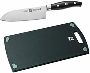 Zwilling [kitchen knife 165mm / cutting board 2pcs set] stainless gift 38877-161