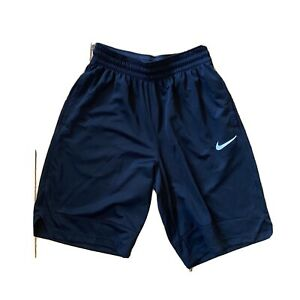 Nike Men's Dri Fit Athletic Shorts Size Small Black With Pockets $19.99