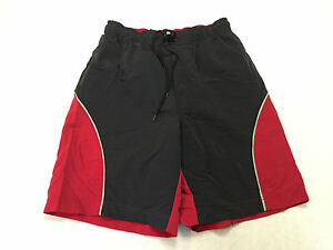 DOWN UNDER MENS SWIM NYLON SHORTS SIZE M $14.99