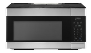 Sharp 1.6 cu. ft. 1000W Over-the-Range Microwave Oven (SMO1652DS)