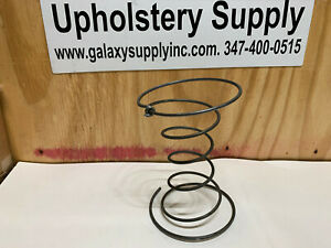 Upholstery #1 6quot; Coil Spring Knotted on one end 9 Gauge We sold by 16 pcs box