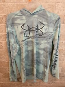 NWT Men's Under Armour ISOCHILL SHORE BREAK HOODIE, Size Small $50.00