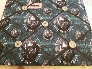 Marvel Comics Black Panther Memory Board with Hooks