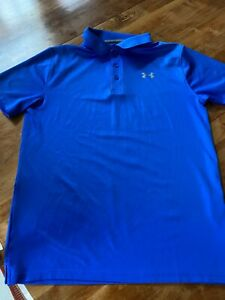 under armour polo Youth Xl Golf Shirt UA Lot Of 3 $4.10