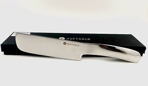 HUFTGOLD Nakiri Knife Stainless Steel Kitchen Knife