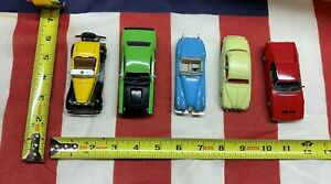 Lot of 5 Small Cars PLEASE MAKE OFFER 4
