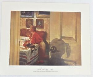 Limited Edition Unframed Lithograph A Mother's Love Ron DiCianni S N $110.00