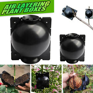 2/10x Plant Rooting Device High Pressure Propagation Ball High Pressure Box Grow