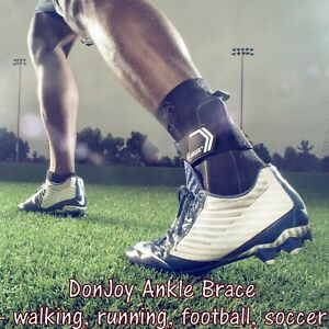 DonJoy Performance Bionic Ankle Brace – Sz: Small Right Ankle; soccer running $10.50