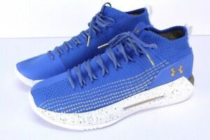 NEW blue UNDER ARMOUR UA threadborne heat seeker basketball shoes 3020895 13 M $59.99