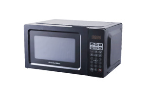 Microwave Oven 0.7 Cu.ft Digital Kitchen Countertop Space Saving 700 Watts Power