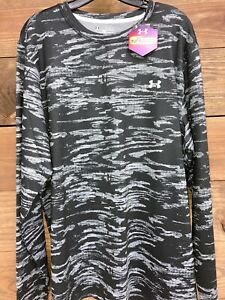 NWT Men's Under Armour Cold Gear Infrared Long Sleeve Shirt Size 3XL $34.99