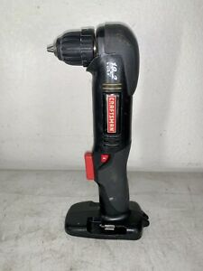 Craftsman C3 19.2v 3 8quot; Cordless Right Angle Drill Bare Tool 315.101541 $54.99