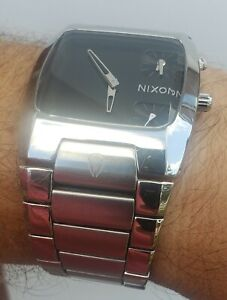 Men's NIXON THE BANKS 3 Multi dial 3 Separate Movements