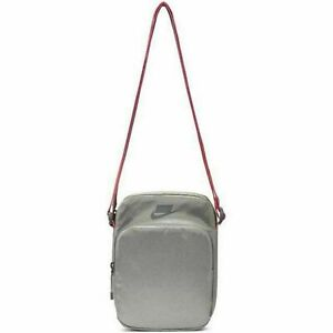 Nike Heritage BETRUE Unisex Crossbody Bag Silver CJ9056 010 *FAST SHIP*