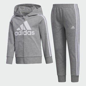adidas Essentials French Terry Hoodie and Joggers Set Kids#x27; $24.99