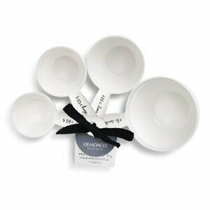 White Measuring Cup Set NEW $10.50