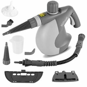 Handheld Steam Cleaner Multi Purpose Electric Steamer for Household Car Cleaning