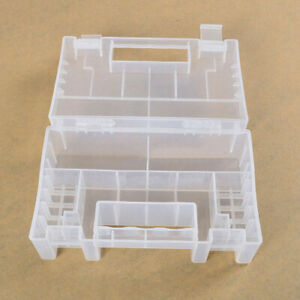 Useful Battery Storage Case Holder Hard Box Container Organiser $3.34
