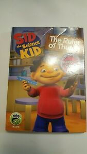 Sid the Science Kid: The Ruler of Thumb DVD 2010 $5.99