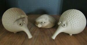 Three Vintage Robert Maxwell Critters Signed $268.50