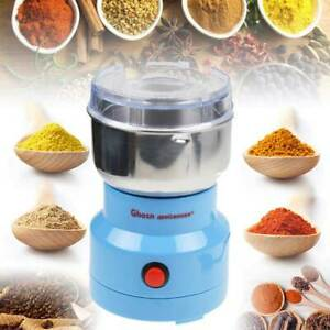 Multifunction Smash Machine Electric Grinder Mill Portable Smash Herb Machine US