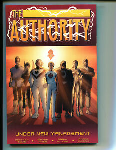 Authority Under New Management TPB 2000 DC Wildstorm #1 1st NM HIGH GRADE $3.95