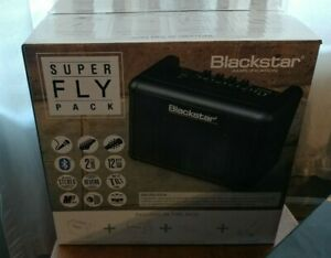 NEW Blackstar Super Fly Pack Super Fly Power SupplyPower BankGig Bag Bundle $299.99