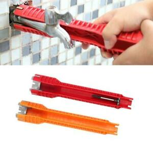 Multifunction Spanner Installer Tools Sink Basin Faucet Wrench Sink Install Tap $14.44