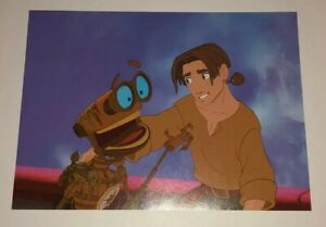 Treasure Planet Lithograph Disney 2002 $8.00