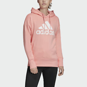 adidas Badge of Sport Long Hoodie Womens $24.99
