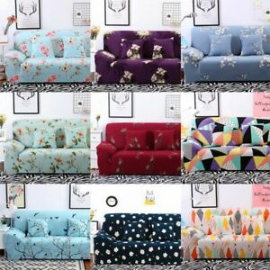 1 4 Seaters Sofa Cover Non Slip Slipcover Couch Case Sofa Cover For Room Hotel