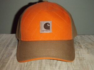 Carhartt Upland Hunting Quilted Cap