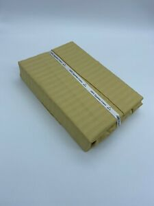 Royal Tradition 300TC 100% Egyptian Cotton FLAT SHEET ONLY. Size King Gold