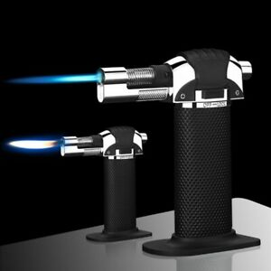 BBQ Blow Lighter Kitchen Culinary Torch Chef Home Cooking Torch Refillable Pro