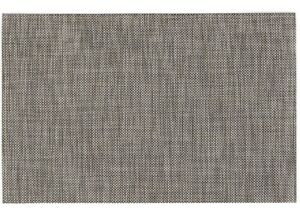 Chilewich Basketweave Oyster Woven Floormat 23quot;x36quot; New $160