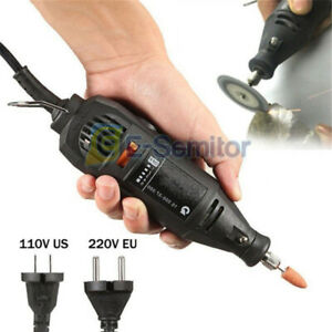 Dremel MultiPro Electric Grinder Rotary Variable Speed Mini Drill Tool 220V 110V