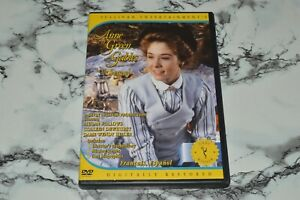 Anne Of Green Gables The Sequel Digitally Restored DVD 2002