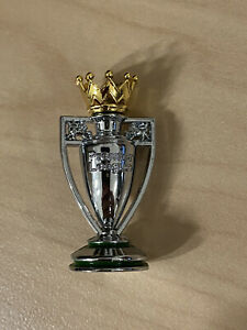 English Barclays Premier League Miniature Trophy
