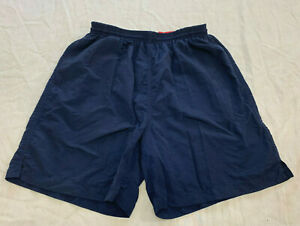 DOWN UNDER MENS SWIM NYLON SHORTS SIZE M $19.99