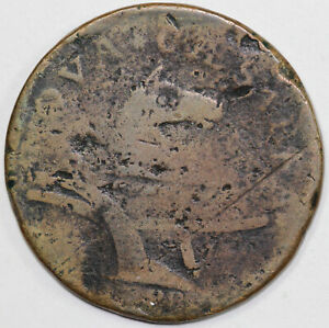 1788 New Jersey Colonial Copper Coin $65.00