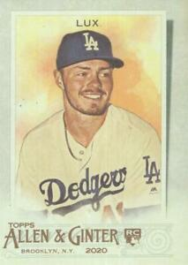 2020 Topps Allen Ginter #1 100 Base You Pick Choose Complete your set $1.14
