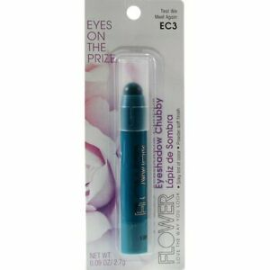 NEW FLOWER BEAUTY EYES ON THE PRIZE EYESHADOW CHUBBY TEAL WE MEET AGAIN EC3