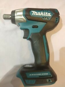 Makita XWT13 18V 1 2inch LXT Li Ion Brushless Compact Impact Wrench Tool Only $110.00
